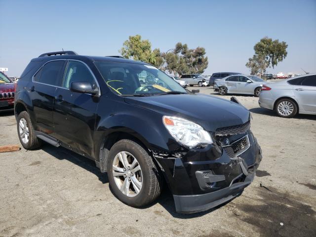 Vehiculos salvage en venta de Copart Martinez, CA: 2015 Chevrolet Equinox LT