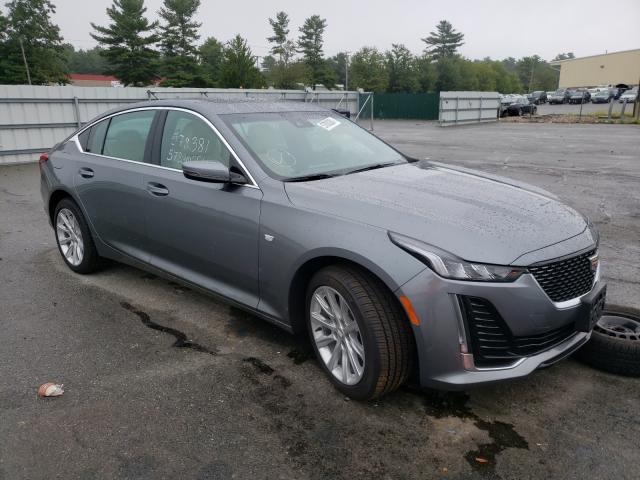 Cadillac Vehiculos salvage en venta: 2021 Cadillac CT5 Luxury