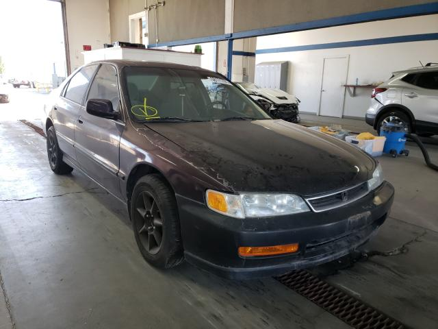 Salvage cars for sale from Copart Pasco, WA: 1997 Honda Accord SE