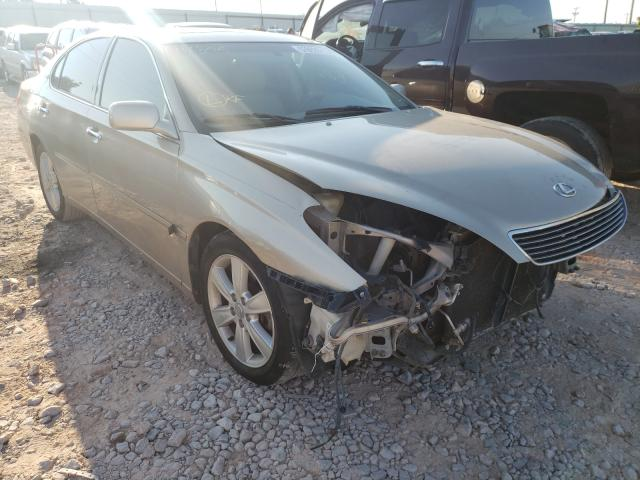 Salvage cars for sale from Copart Oklahoma City, OK: 2005 Lexus ES 330