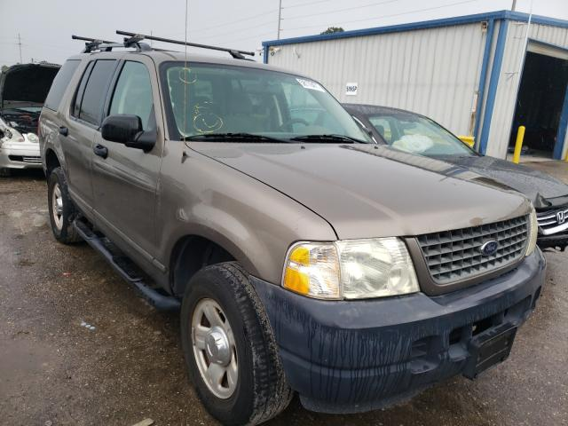 Ford salvage cars for sale: 2003 Ford Explorer X