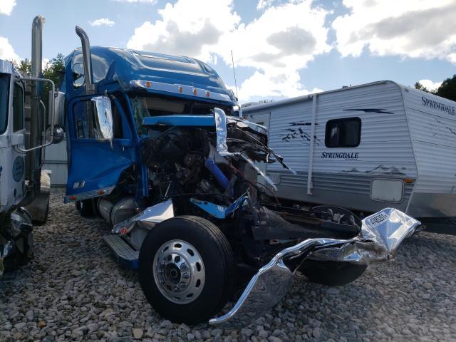 Vehiculos salvage en venta de Copart Hurricane, WV: 2016 Freightliner Convention