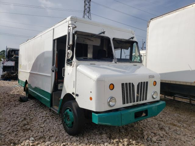 Salvage cars for sale from Copart China Grove, NC: 2012 Workhorse Custom Chassis Commercial