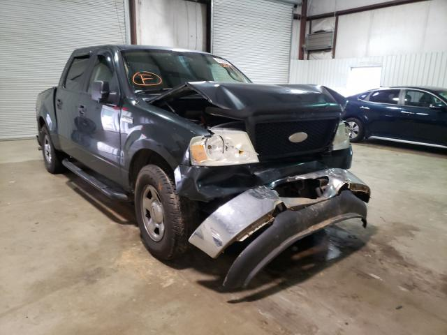 Salvage cars for sale from Copart Lufkin, TX: 2006 Ford F150 Super
