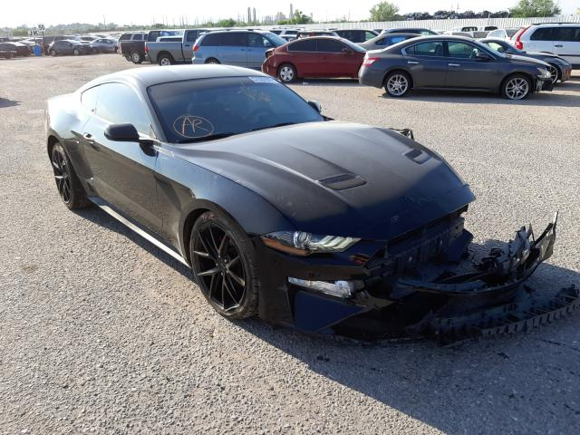 Salvage cars for sale at Tucson, AZ auction: 2018 Ford Mustang