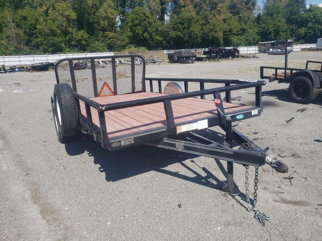 Other Utility Trailer salvage cars for sale: 2016 Other Utility Trailer