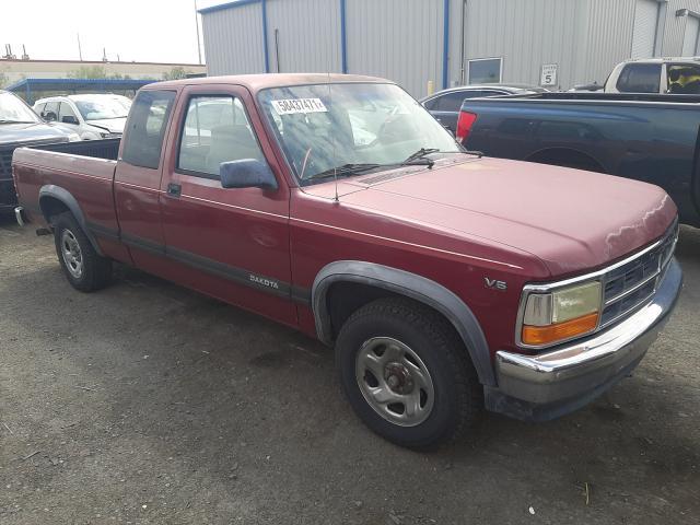 Vehiculos salvage en venta de Copart Las Vegas, NV: 1994 Dodge Dakota