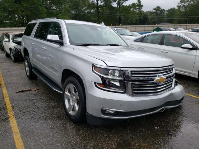 Vehiculos salvage en venta de Copart Eight Mile, AL: 2020 Chevrolet Suburban K