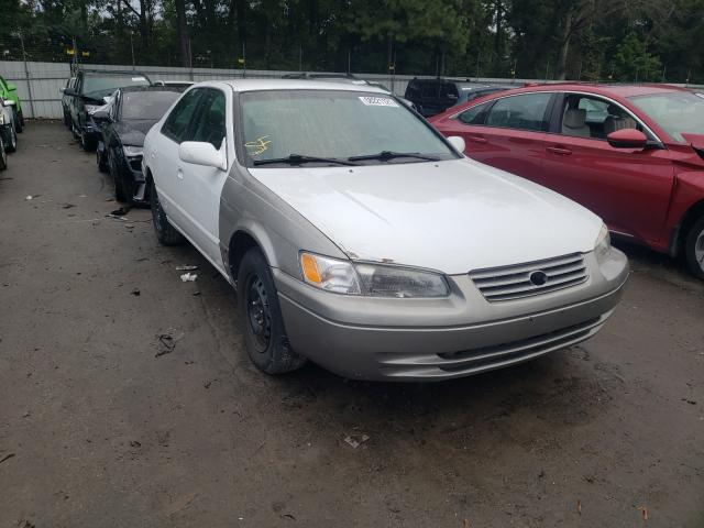 Salvage cars for sale from Copart Austell, GA: 1998 Toyota Camry CE