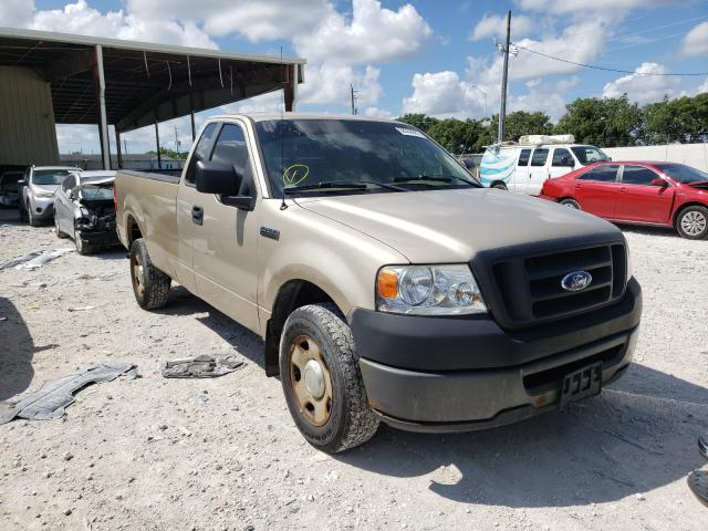 Salvage cars for sale from Copart Homestead, FL: 2008 Ford F150