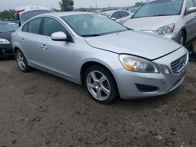 Salvage cars for sale from Copart Baltimore, MD: 2012 Volvo S60 T5