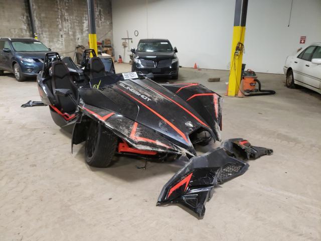 Polaris Slingshot salvage cars for sale: 2020 Polaris Slingshot