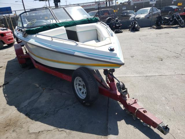 1993 Tiger Boat With Trailer for sale in Los Angeles, CA