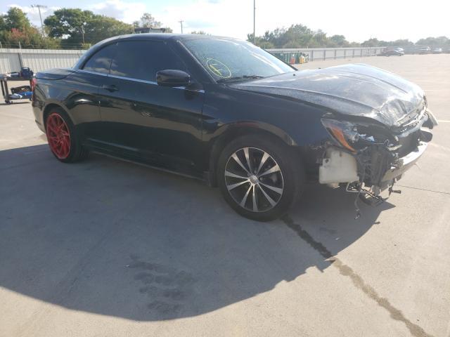 Vehiculos salvage en venta de Copart Wilmer, TX: 2011 Chrysler 200 S