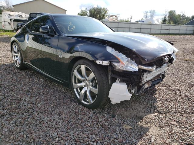 Salvage cars for sale from Copart Central Square, NY: 2012 Nissan 370Z Base