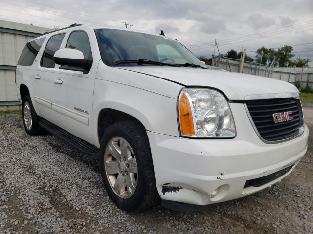Salvage cars for sale from Copart Albany, NY: 2010 GMC Yukon XL K