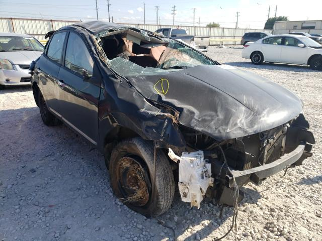 Salvage cars for sale from Copart Haslet, TX: 2012 Nissan Rogue S