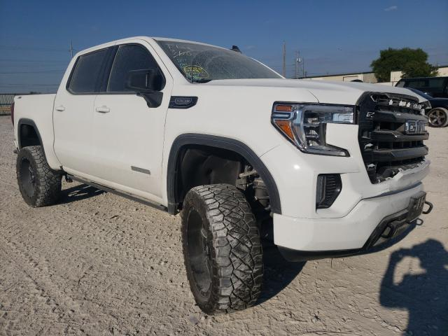 Salvage cars for sale from Copart Haslet, TX: 2020 GMC Sierra K15