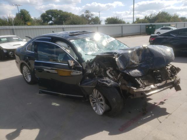 Vehiculos salvage en venta de Copart Wilmer, TX: 2016 Volkswagen Passat SE