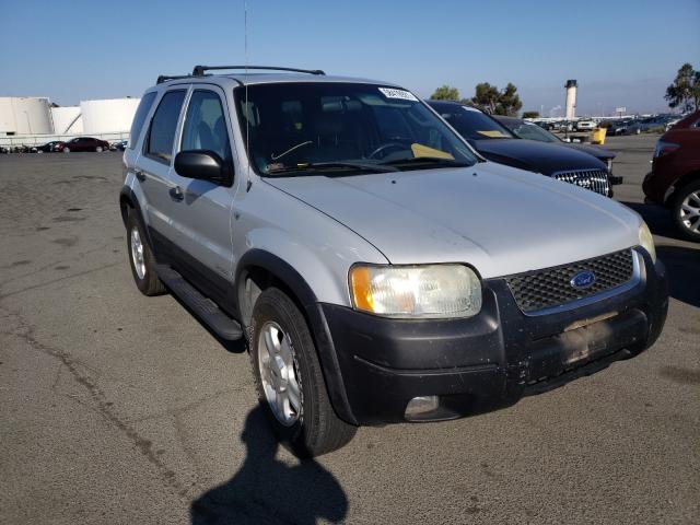 Vehiculos salvage en venta de Copart Martinez, CA: 2002 Ford Escape