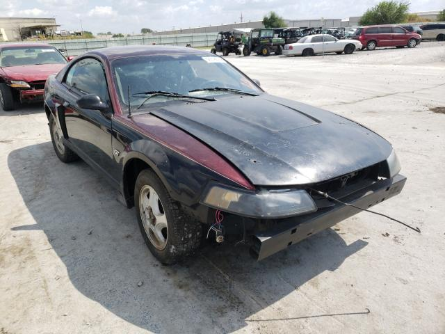 Salvage cars for sale from Copart Tulsa, OK: 2003 Ford Mustang GT