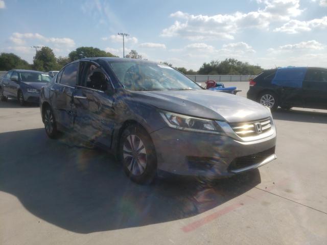 Vehiculos salvage en venta de Copart Wilmer, TX: 2015 Honda Accord LX