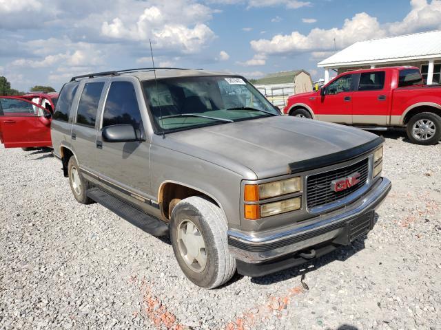 Salvage cars for sale at Prairie Grove, AR auction: 1998 GMC Yukon