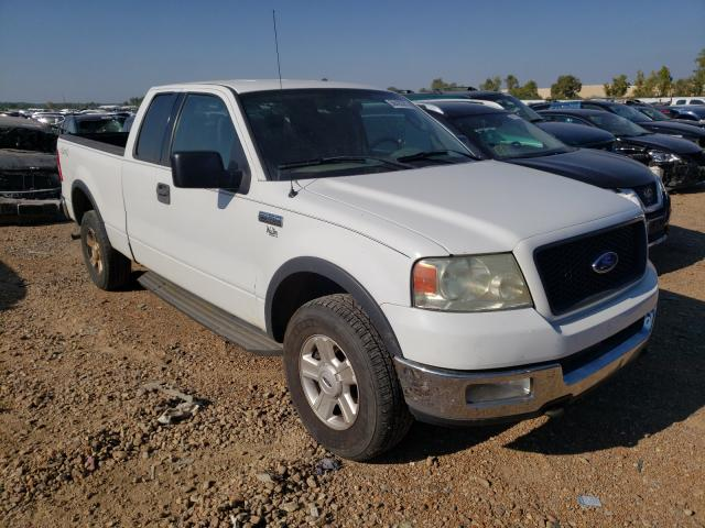 Salvage cars for sale from Copart Bridgeton, MO: 2004 Ford F150