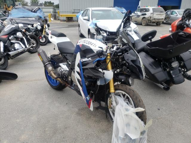 BMW salvage cars for sale: 2012 BMW S 1000 RR