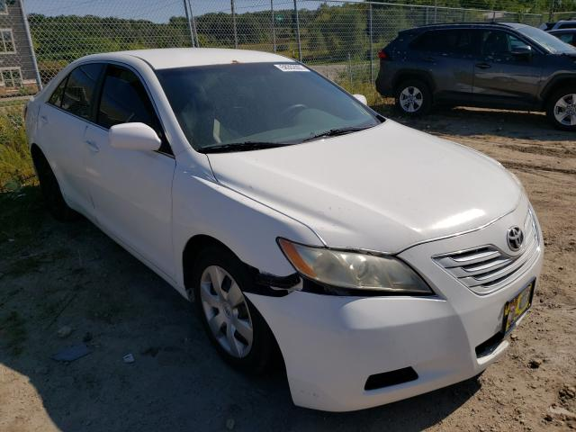 Salvage cars for sale from Copart Madison, WI: 2009 Toyota Camry Base