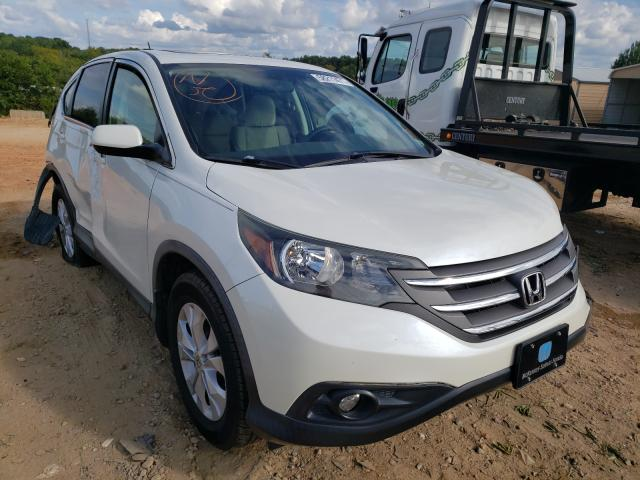 Salvage cars for sale from Copart China Grove, NC: 2014 Honda CR-V EX