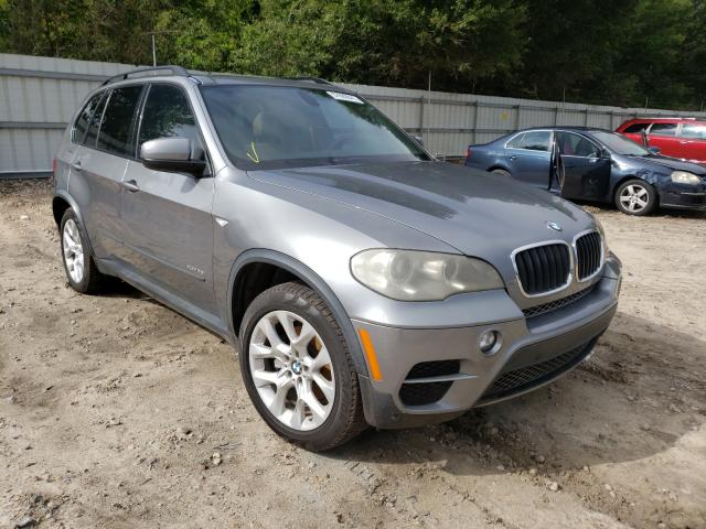Salvage cars for sale from Copart Midway, FL: 2012 BMW X5 XDRIVE3