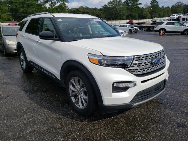Vehiculos salvage en venta de Copart Eight Mile, AL: 2021 Ford Explorer L