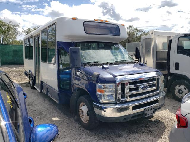 Salvage trucks for sale at West Palm Beach, FL auction: 2013 Ford Econoline