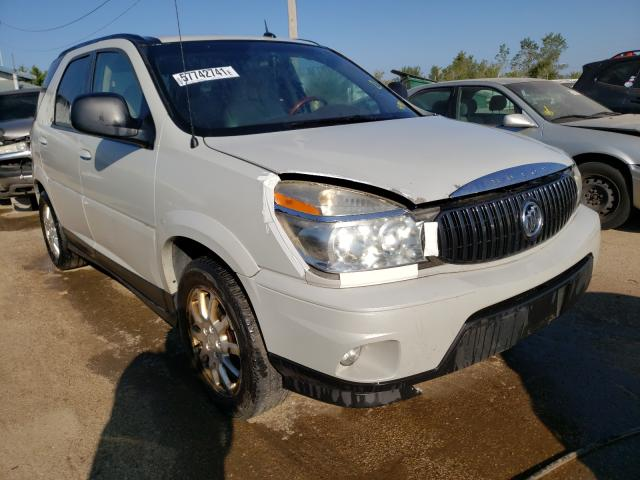Salvage cars for sale from Copart Pekin, IL: 2007 Buick Rendezvous