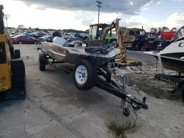 Blaze salvage cars for sale: 2012 Blaze Boat With Trailer