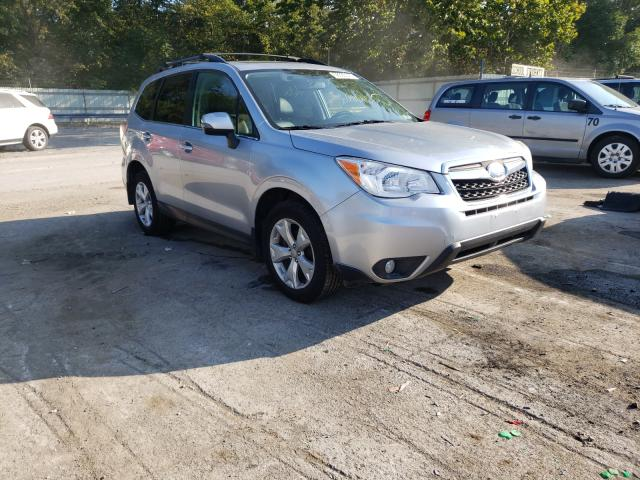 Salvage cars for sale from Copart Ellwood City, PA: 2014 Subaru Forester 2