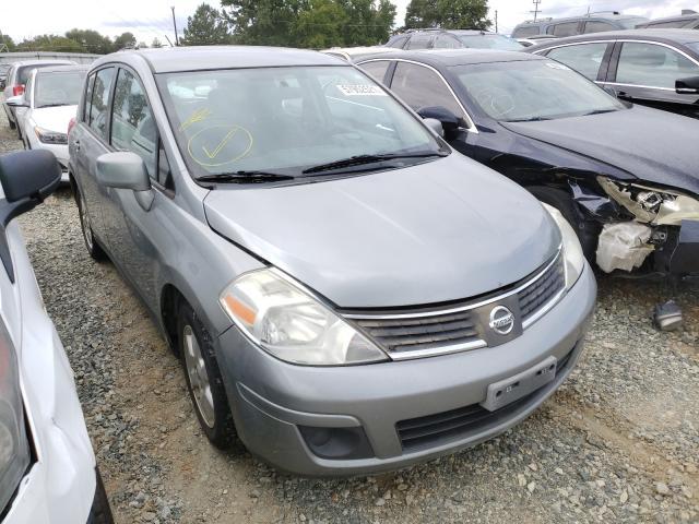 Nissan Versa salvage cars for sale: 2008 Nissan Versa