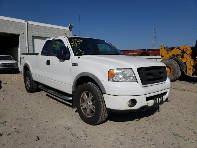 Salvage cars for sale from Copart Blaine, MN: 2007 Ford F150