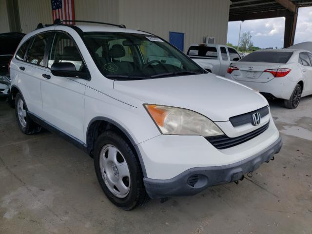 Salvage cars for sale from Copart Homestead, FL: 2008 Honda CR-V LX