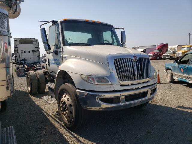 International Vehiculos salvage en venta: 2014 International 4000 4400