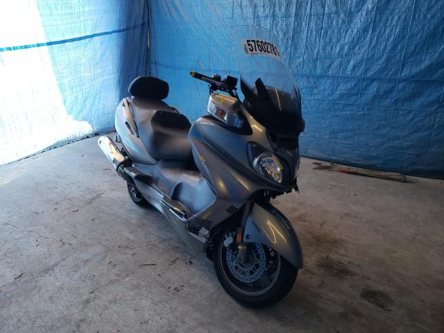 Salvage motorcycles for sale at Northfield, OH auction: 2011 Suzuki AN650 A