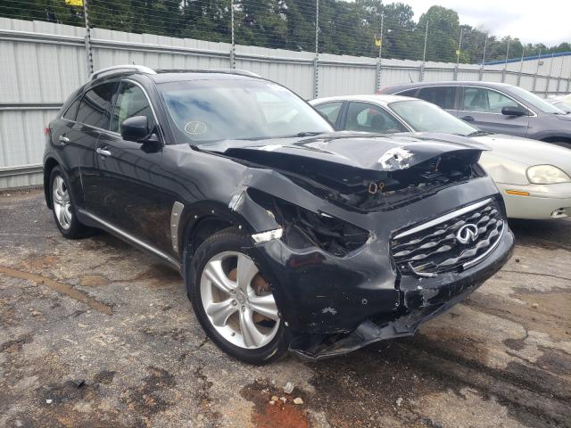 Salvage cars for sale from Copart Austell, GA: 2011 Infiniti FX35