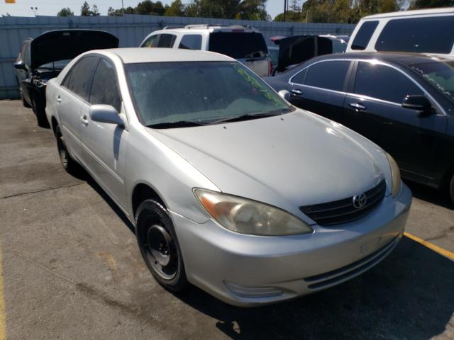 Salvage cars for sale from Copart Vallejo, CA: 2003 Toyota Camry LE