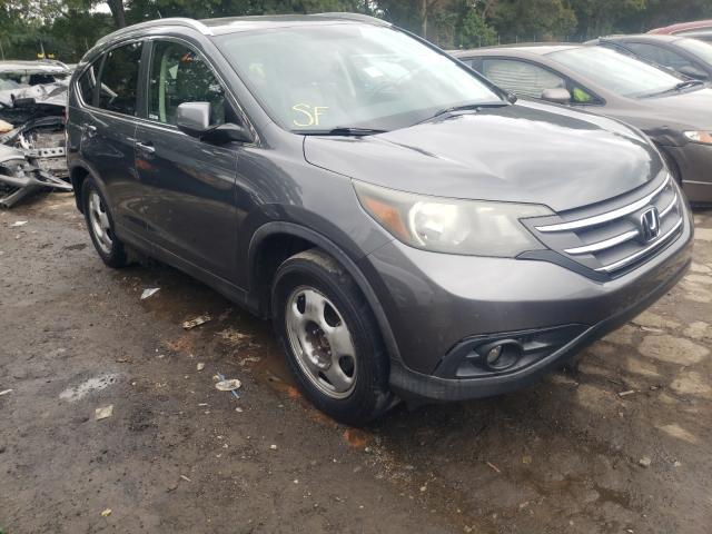 Vehiculos salvage en venta de Copart Austell, GA: 2013 Honda CR-V EXL