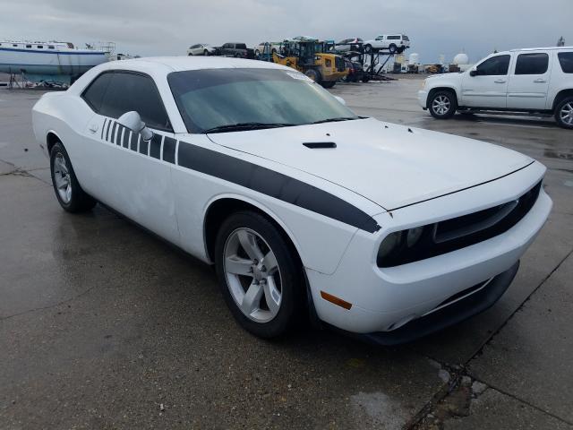 Dodge Challenger Vehiculos salvage en venta: 2014 Dodge Challenger