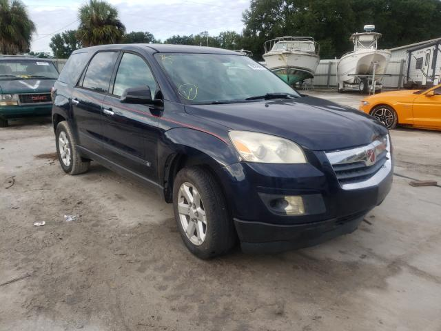 Salvage cars for sale from Copart Punta Gorda, FL: 2007 Saturn Outlook XE