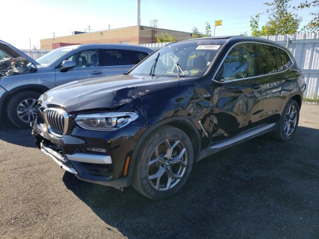BMW X3 2021 1