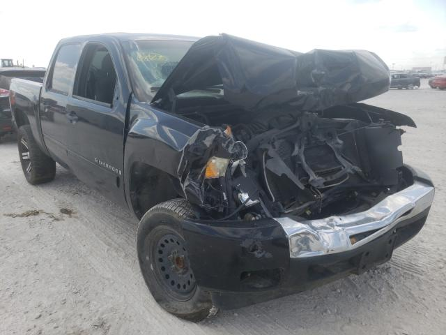 Salvage cars for sale from Copart Haslet, TX: 2009 Chevrolet Silverado