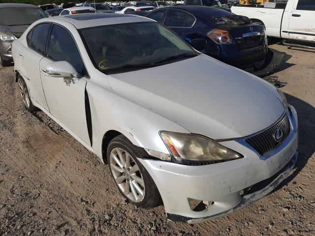 Salvage cars for sale at Conway, AR auction: 2009 Lexus IS 250